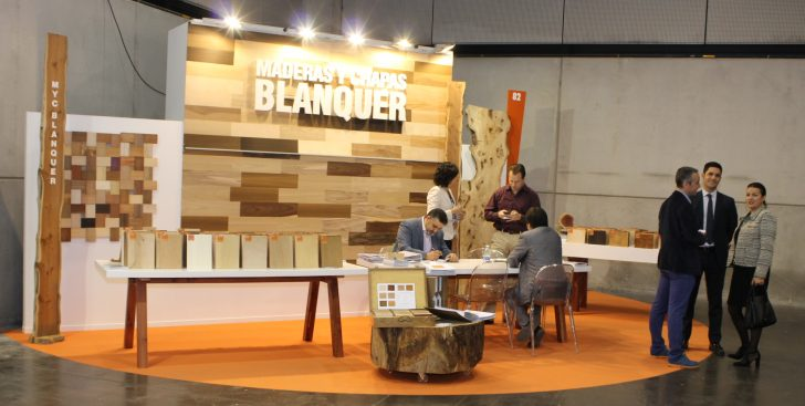 Stand Blanquer_PROMAT 2017